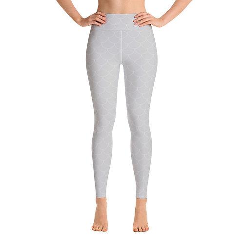Gray Scales Yoga Leggings