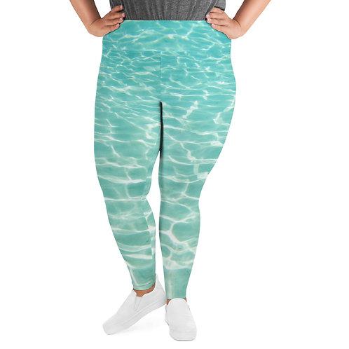 Shallow Water + Size Leggings