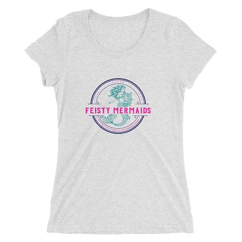 Feisty Mermaids Ladies' short sleeve t-shirt