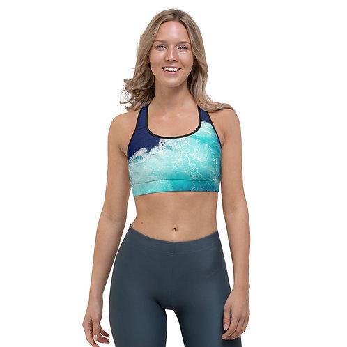 Deep Ocean Sports bra