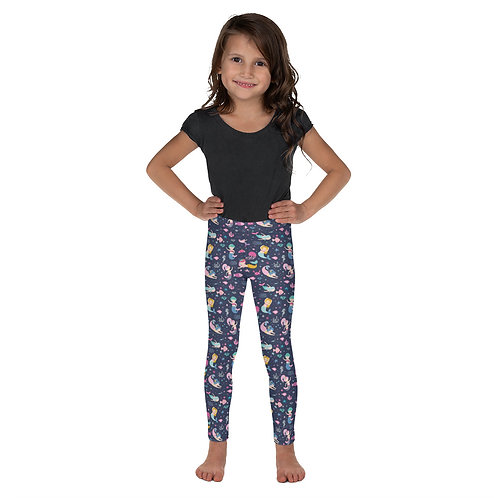 Playing Mermaids Kid's Leggings