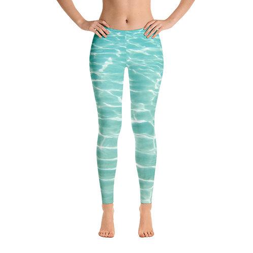 Shallow Water Mermaid Legging
