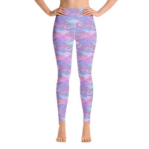 Wave & Wind Yoga Leggings