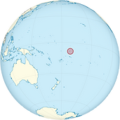 Astronism in Tokelau refers to the presence of the Astronist religion in the New Zealand Dependent Territory of Tokelau, as part of the worldwide Astronist Institution.