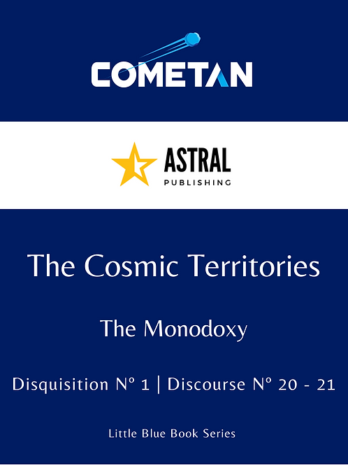 The Cosmic Territories by Cometan