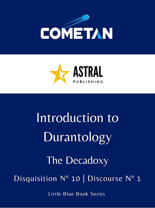 Introduction to Durantology by Cometan