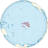 Astronism in French Polynesia refers to the presence of the Astronist religion in French Polynesia, an Overseas Country and Collectivity of France, as part of the worldwide Astronist Institution.