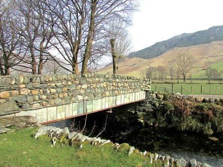 Sunlit Bridge