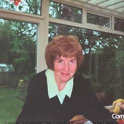 Cometan's Grandmother, Hilda Warbrick, I