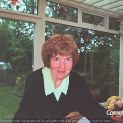 Cometan's Grandmother, Hilda Warbrick, I