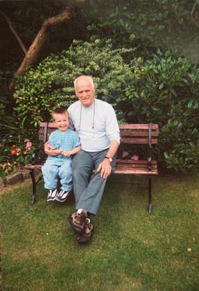 Cometan & Grandfather