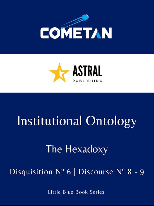 Institutional Ontology by Cometan