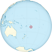 Astronism in Niue refers to the presence of the Astronist religion in the island country of Niue, as part of the worldwide Astronist Institution.