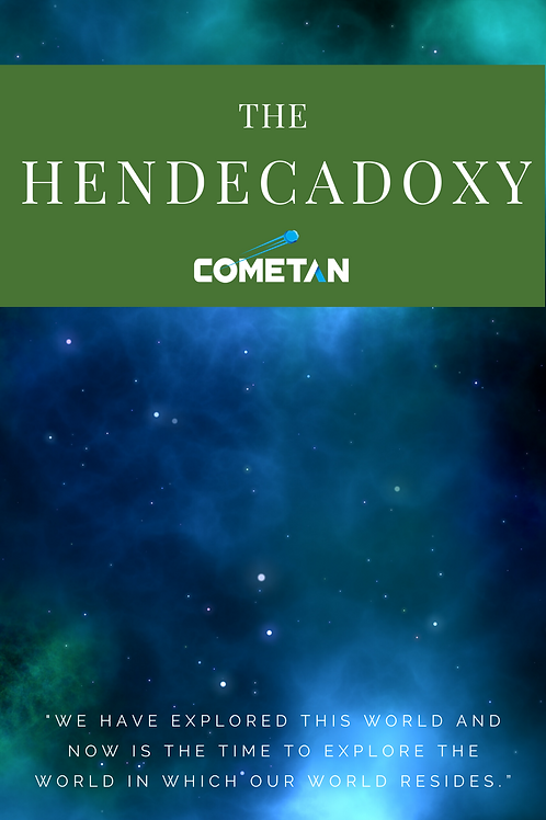 The Hendecadoxy: The Principles of Peace & Acceptance by Cometan