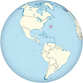 Astronism in Bermuda refers to the presence of the Astronist religion in the British Overseas Territory of Bermuda, as part of the worldwide Astronist Institution.
