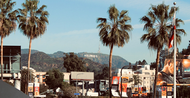 It's Hollywood