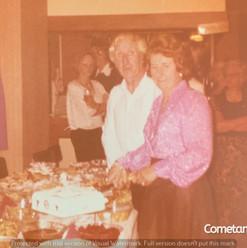 George & Monica Bolton Wedding Anniversa