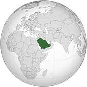 Astronism in Saudi Arabia refers to the presence of the Astronist religion in the Kingdom of Saudi Arabia, as part of the worldwide Astronist Institution.