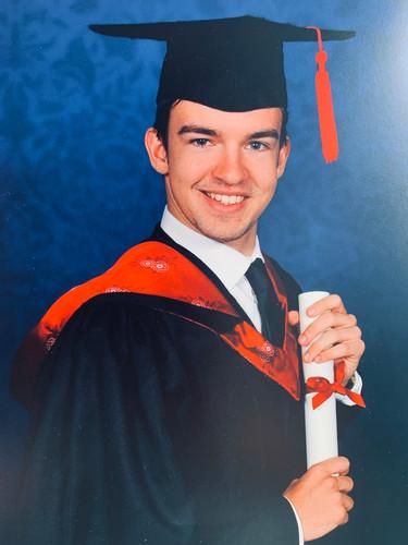 Graduation of Cometan