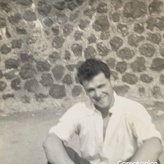 Bill Warbrick, grandfather of Cometan .j