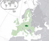 Astronism in the Czech Republic (or Czechia) refers to the presence of the Astronist religion in the Czech Republic.