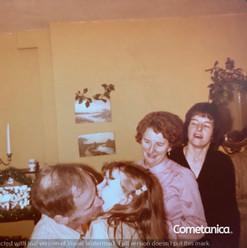 Monica Bolton, Bill & Hilda Warbrick Wit
