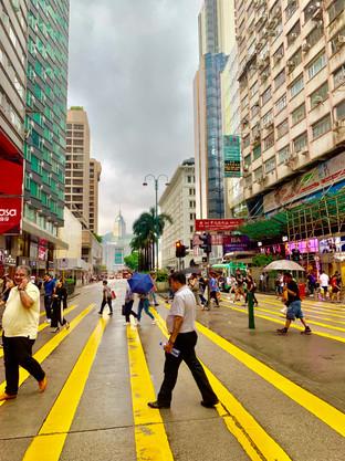 Photo of Downtown Hong Kong taken by Cometan