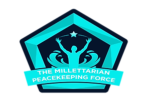 The Millettarian Peacekeeping Force Embl