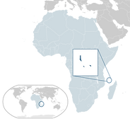 Astronism in the Comoros refers to the presence of the Astronist religion in the Union of the Comoros.