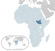 Astronism in South Sudan refers to the presence of the Astronist religion in the Republic of South Sudan, as part of the worldwide Astronist Institution.