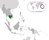 Astronism in Cambodia refers to the presence of the Astronist religion in the Kingdom of Cambodia.