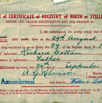 Grandma second birthday certificate.jpg