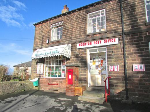 Quaint Hoghton Post Office
