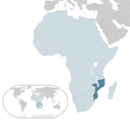 Astronism in Mozambique refers to the presence of the Astronist religion in the Republic of Mozambique, as part of the worldwide Astronist Institution.