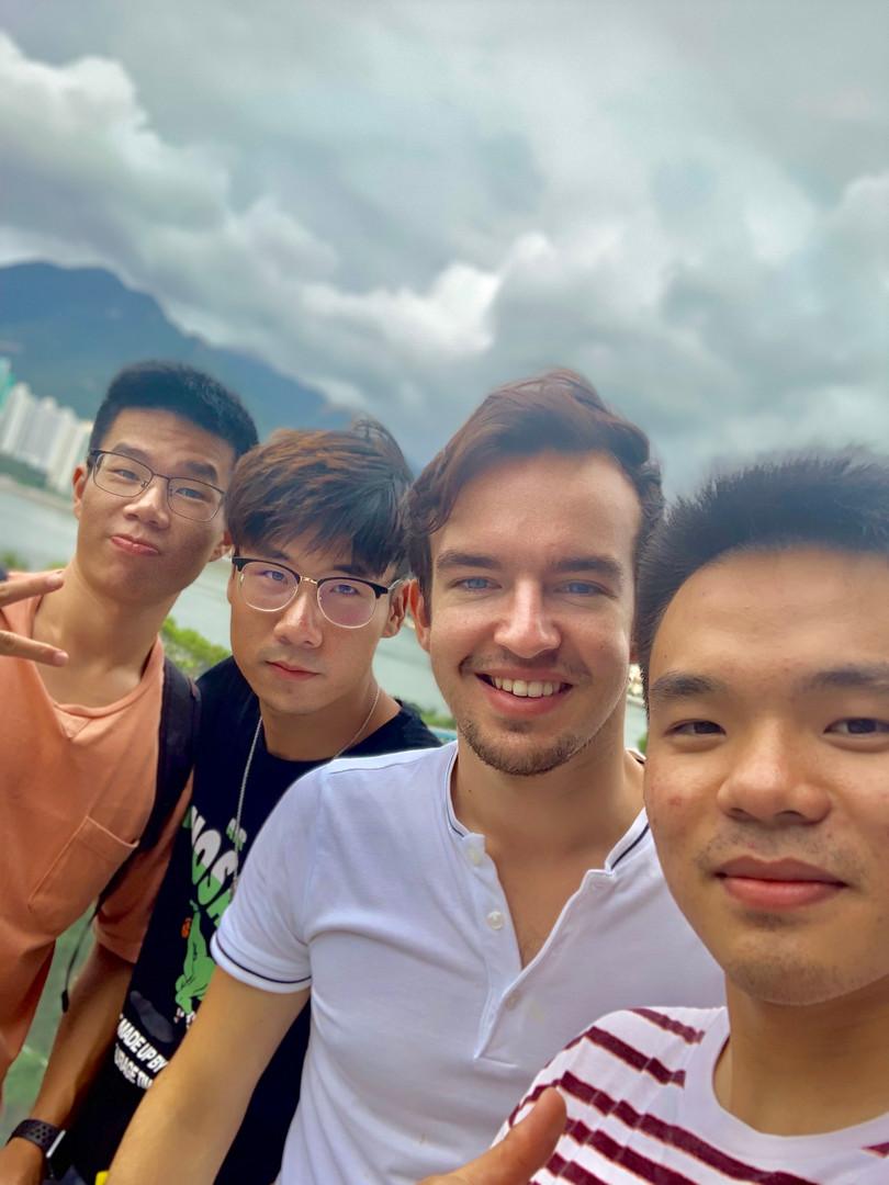 Cometan & Friends in Hong Kong