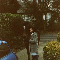 Hilda Warbrick, grandmother of Cometan w