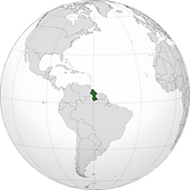Astronism in Guyana refers to the presence of the Astronist religion in the Co-operative Republic of Guyana, as part of the worldwide Astronist Institution.