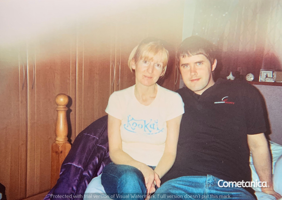 Mother of Cometan, Louise & Julian Counsell at 10 Maple Drive, Bamber Bridge
