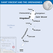 Astronism in Saint Vincent and the Grenadines refers to the presence of the Astronist religion in the Caribbean islands nation, as part of the worldwide Astronist Institution.