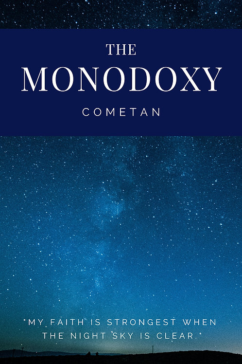 The Monodoxy: The Principles of The Aesthetic Cosmos