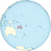 Astronism in New Caledonia refers to the presence of the Astronist religion in New Caledonia, a Special Collectivity of France, as part of the worldwide Astronist Institution.