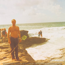 Grandfather of Cometan, Bill Warbrick, At The Seafront