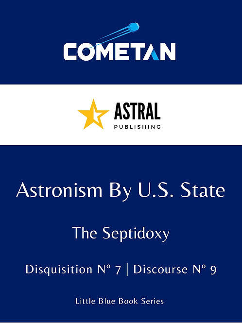 Astronism By U.S. State