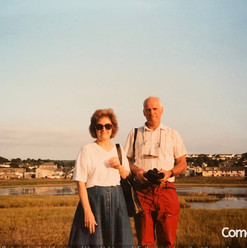 Hilda & Bill Warbrick, Grandparents of C