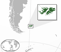 Astronism in the Falkland Islands refers to the presence of the Astronist religion in the British Overseas Territory of the Falkland Islands, as part of the worldwide Astronist Institution.
