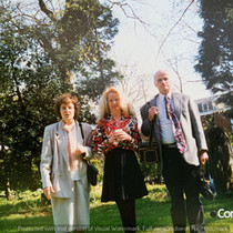 Hilda & Bill Warbrick With Louise Counse