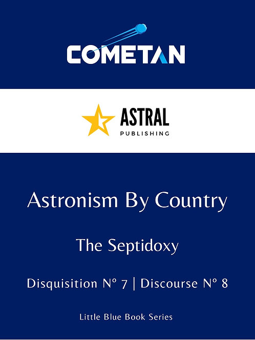 Astronism By Country by Cometan