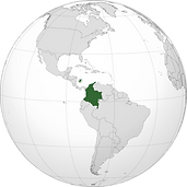 Astronism in Colombia refers to the presence of the Astronist religion in the Republic of Colombia.