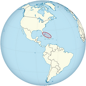 Astronism in the Bahamas refers to the presence of Astronism in the Commonwealth of the Bahamas.