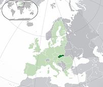 Astronism in Slovakia refers to the presence of the Astronist religion in the Slovak Republic, as part of the worldwide Astronist Institution.